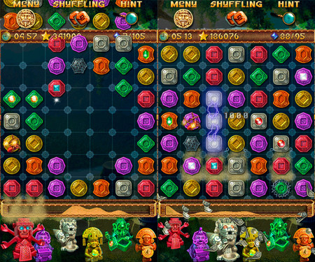 The Treasures of Montezuma app
