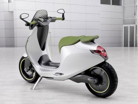 scooter eléctrico smart