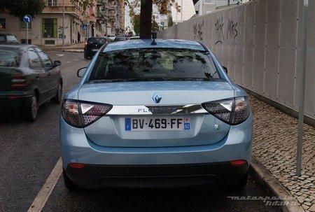 Renault Fluence Z.E. 004