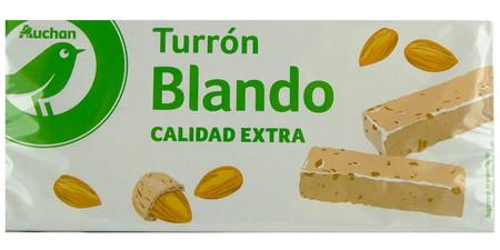 Turron Blando Auchan
