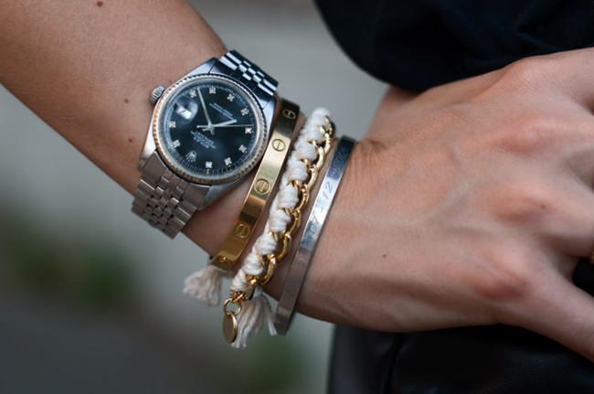 Chiara Ferragni Rolex
