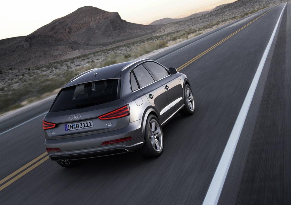 Foto de Audi Q3 oficial (18/31)