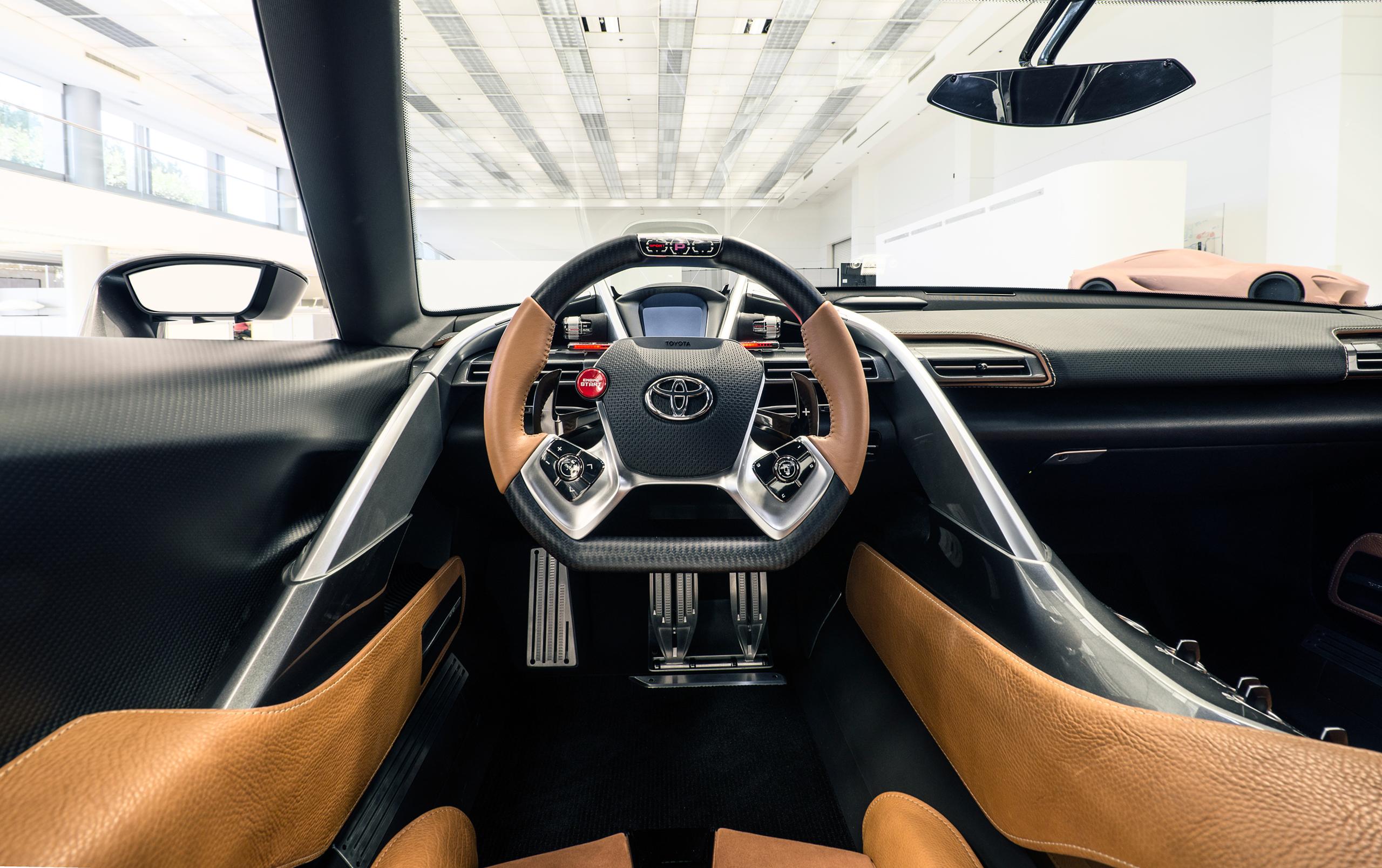 Foto de Toyota TF-1 (39/44)
