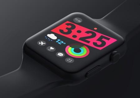 Este concepto de watchOS nos muestra nuevas esferas, nueva funcionalidades y nuevas apps para el Apple Watch