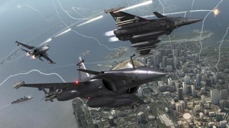 'Tom Clancy's H.A.W.X' usará imágenes por satélite reales