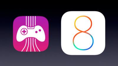 iOS 8 convierte al iPhone en el mando definitivo para videojuegos
