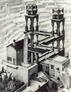 La catarata de Escher