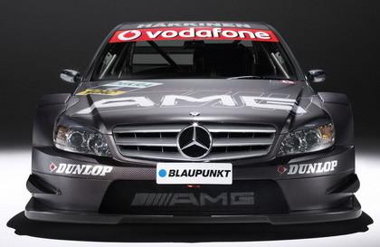 La bestia de AMG Mercedes en el DTM 2007