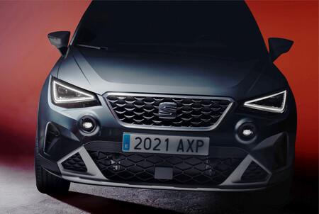 Seat Arona 2022 Facelift