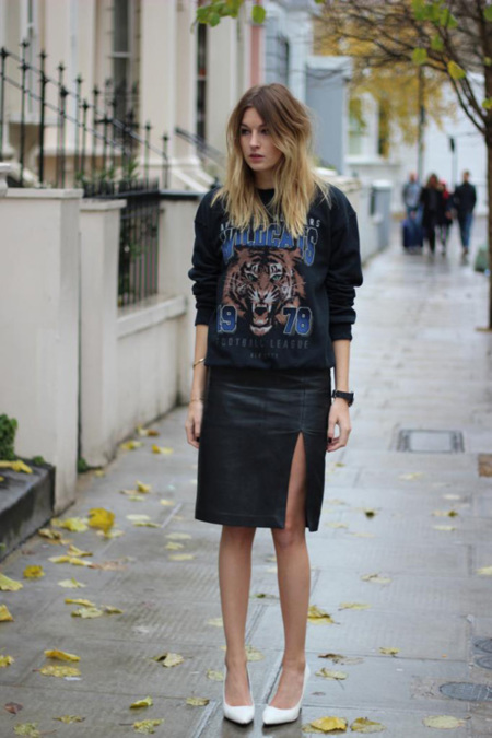 Tricot Camille Charriere