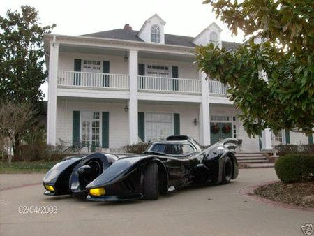 La montura de Bruce Wayne vale 500.000 dólares