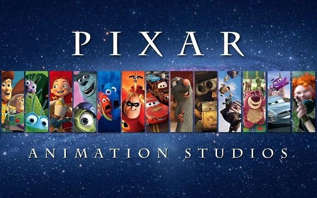 Las películas de Pixar