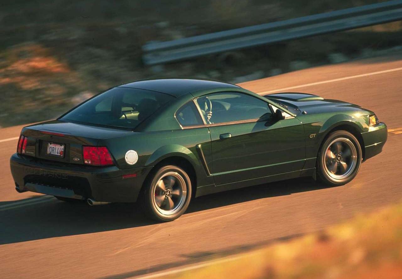 Foto de Ford Mustang Bullitt 2001 (11/19)