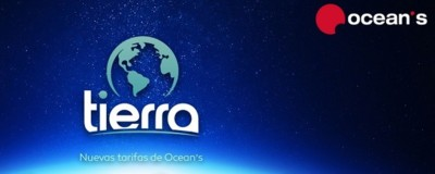 Oceans acaba su transformación con seis nuevas tarifas Tierra