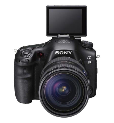 Sony A99 con función de vídeo de alta definición