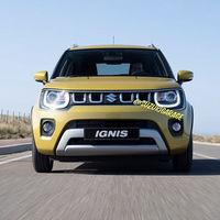 El facelift del Suzuki Ignis 2021 se escapa por Instagram antes de tiempo