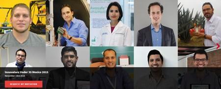 Estos son los 10  ganadores de Innovadores Menores de 35 México del MIT Technology Review