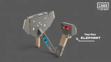 Nintendo Labo VR Kit Elefante