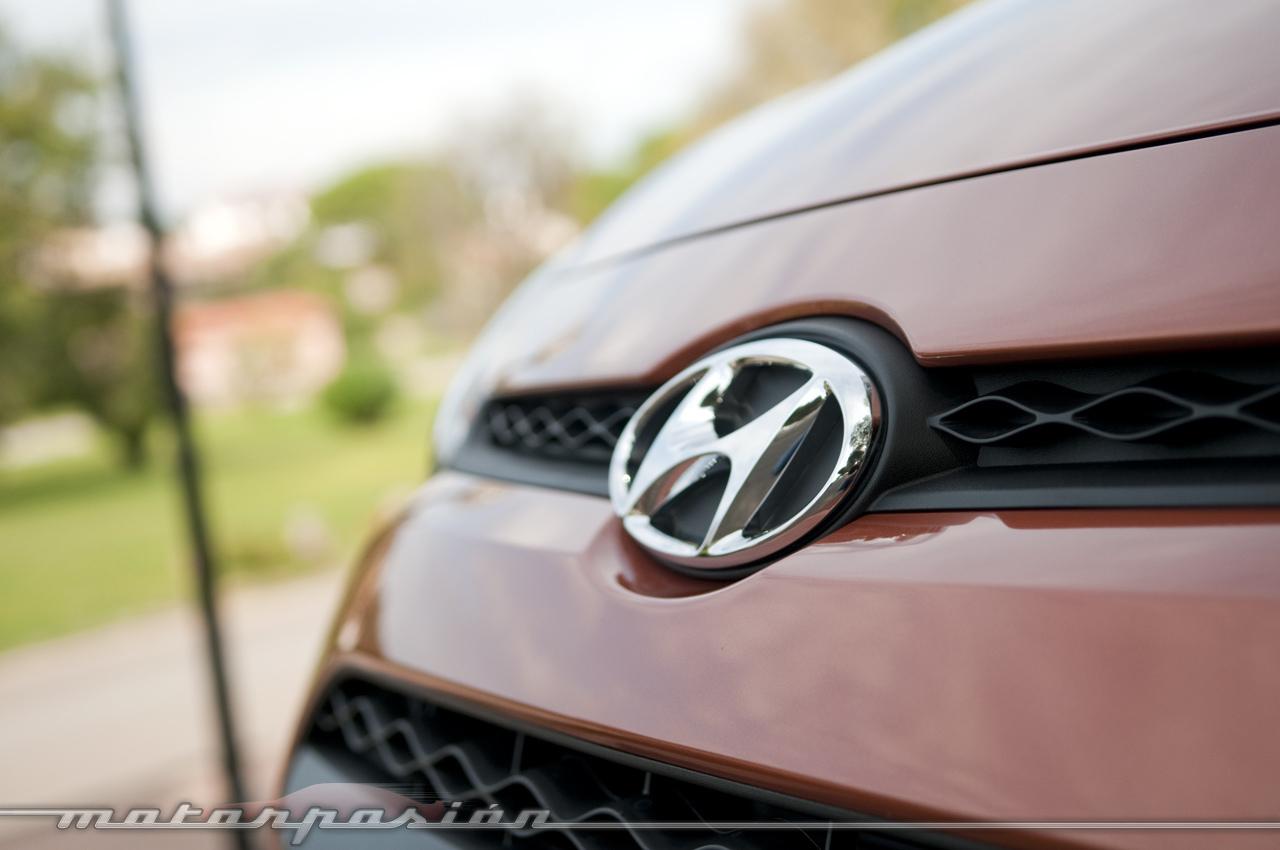 Foto de Hyundai i10 2013 (presentación) (15/28)