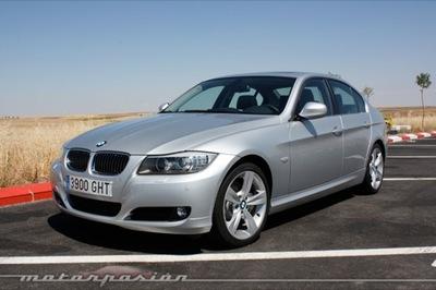 BMW 325d, prueba (parte 1)