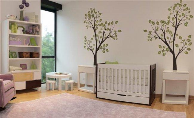 Petit tresor dormitorios de dise o para beb s y ni os for Diseno de habitaciones online