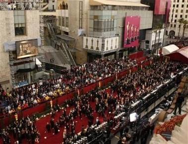 Oscar 2007: Esto ya empieza
