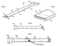 Apple patenta un cable de datos plano con indicadores LED