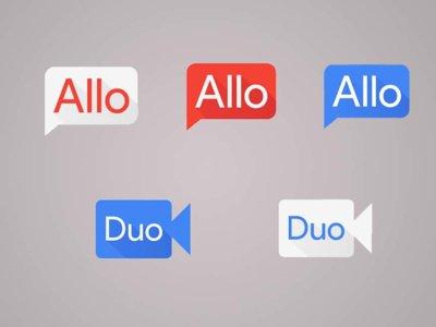 Allo y Duo tienen nuevos iconos, sí, otra vez