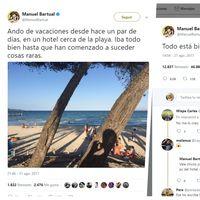 Los fans de Manuel Bartual explotan: fanpics, llamadas al hotel, traducciones al inglés y mucho más