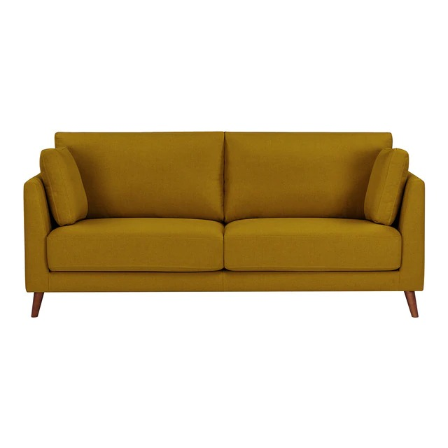 Sofá tapizado de 3 plazas Selfoss Room