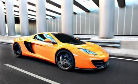 McLaren Marbella entrega el primer 12C 50 Aniversario