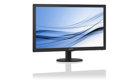Para renovar monitor, hoy tienes el Philips 273V5LHAB/00 de 27 pulgadas Full HD por sólo 139,99 euros en Amazon