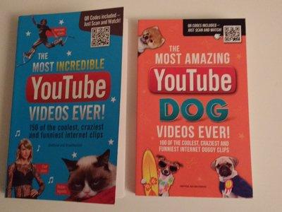 Alguien ha escrito libros con los mejores vídeos de YouTube y yo me los he leído