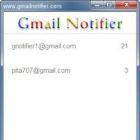 Gmail Notifier, monitorizando cuentas desde Windows