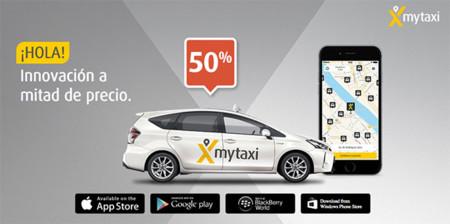 Mytaxi Ad