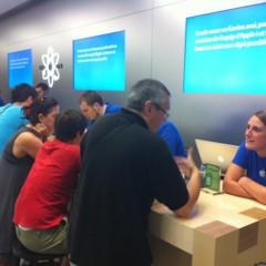 Foto 73 de 93 de la galería inauguracion-apple-store-la-maquinista en Applesfera