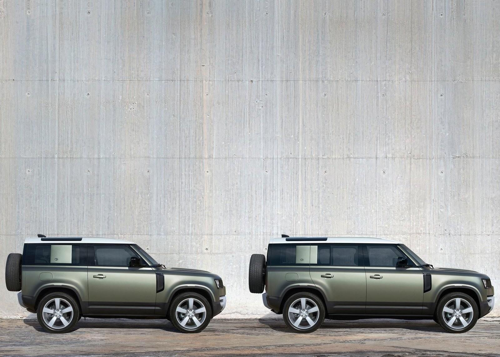 Foto de Land Rover Defender 2020 (26/60)