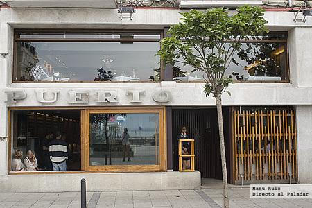 Bar del puerto, ese clásico en el Puertochico de Santander