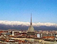 Torino, sede de los Juegos Olímpicos de Invierno 2006