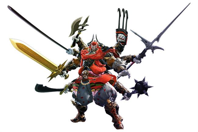 Final Fantasy Xiv Gilgamesh