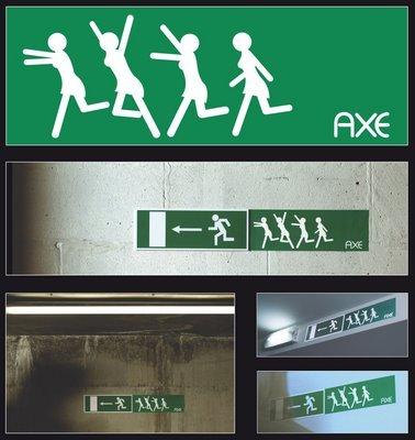 El efecto AXE