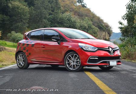 Renault Clio RS, prueba (parte 1)