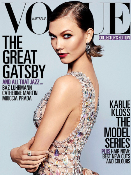 Karlie Kloss Vogue