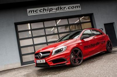Mcchip-DKR Mercedes-Benz A 45 AMG