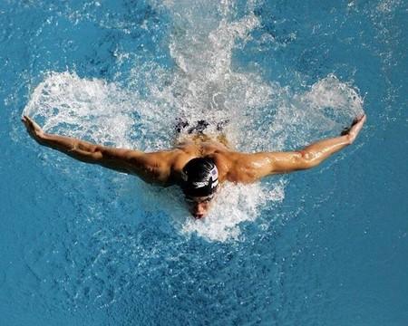 Cinco razones para empezar a nadar
