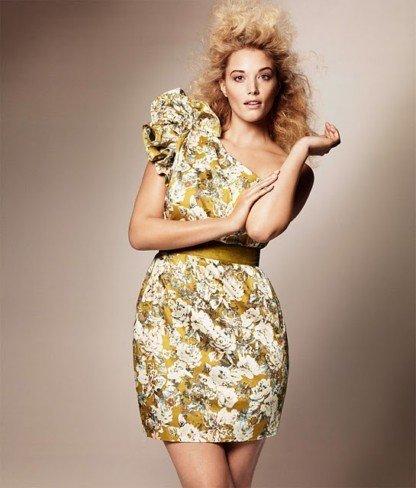 H&M Inclusive collection. Por fin un precioso catálogo low cost hasta la talla 54