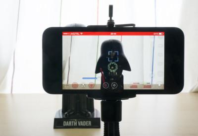 Especial grabación de vídeo en iOS: accesorios para vídeo