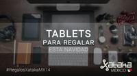 Doce tablets para regalar esta Navidad, guía de regalos 2014