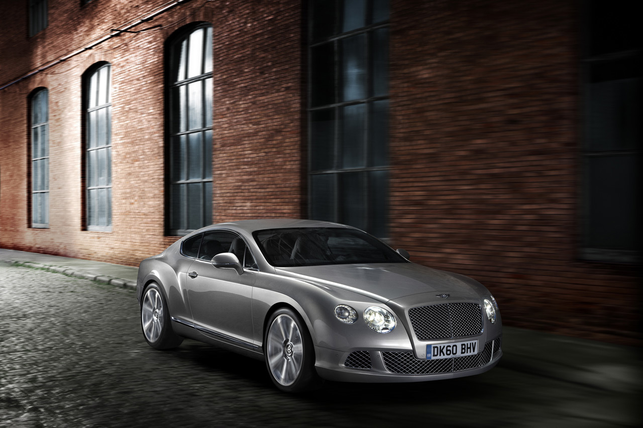 Foto de Bentley Continental GT 2011 (41/67)