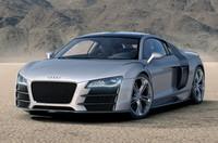 Audi R8 V12 TDi Concept, fotos oficiales